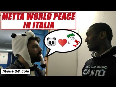 Metta World Peace, l