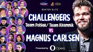 Magnus Carlsen vs. Challengers
