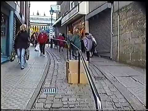 "Paul's U.K.: ""Stockport"" in 2000."