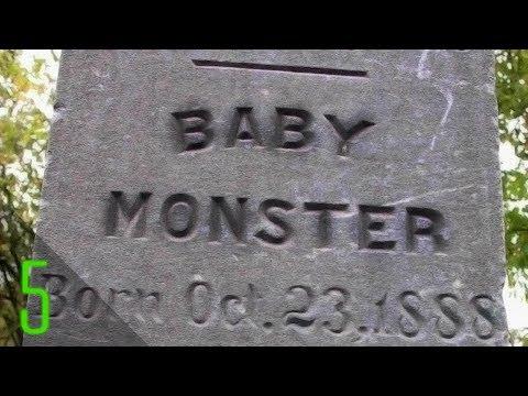 5 Creepiest & Strangest Tombstones