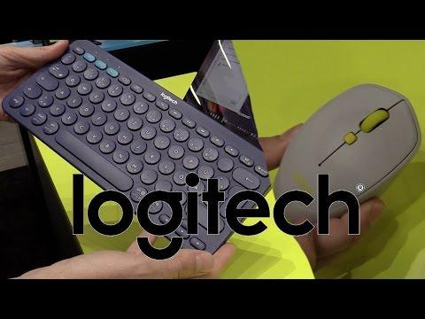 Logitech K380 Keyboard & M535 Mouse | English | NewGadgets.de