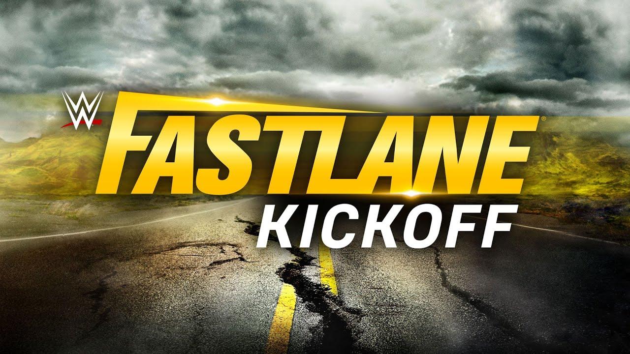 Download WWE Fastlane Kickoff: March 21, 2021