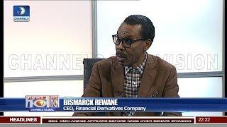 Bismarck Rewane Reacts To MPC Decision,Analyses Impact On The Economy 22/05/18 Pt.2 |News@10|