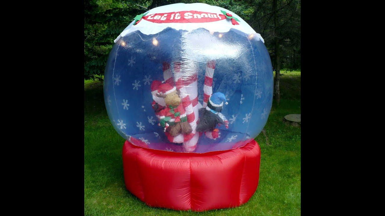 merry christmas inflatable