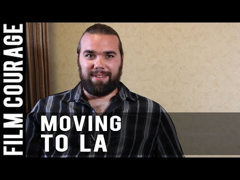 Moving To LA At 21 Years Old To Be A Filmmaker  A.J. RickertEpstein FULL