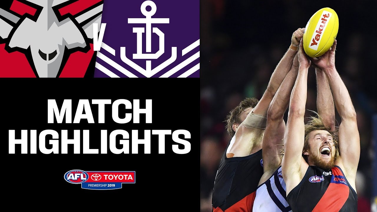 essendon vs fremantle 2019 - photo #15