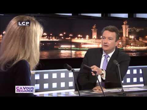 """Pascal Popelin - """"Ca vous regarde"""" LCP 30 janvier 2014 - bilan du ministre de l'Intérieur"""