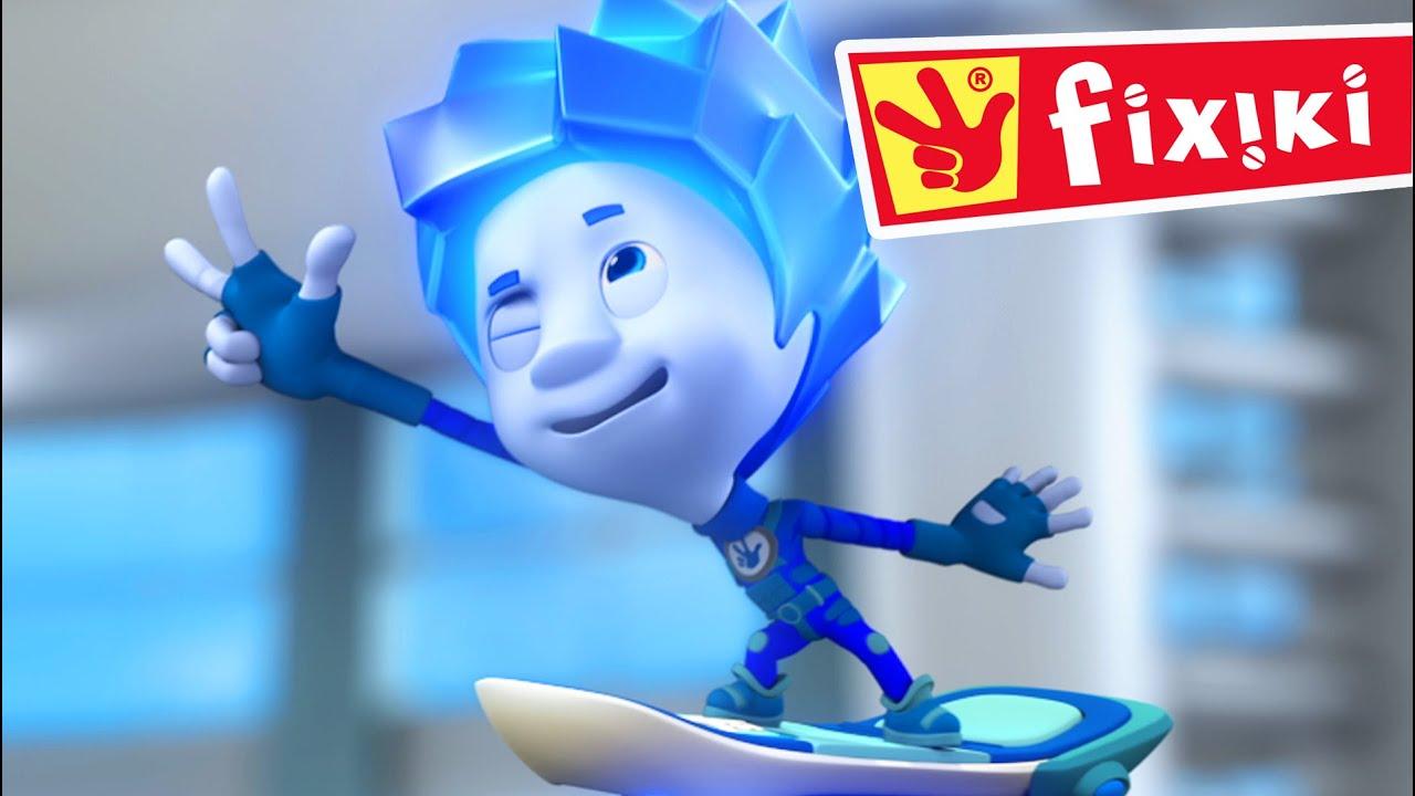 Fixiki - Șah - Mat (Ep. 91) 60MIN Desene animate în limba română pentru copii