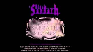 "The Sabbath Stones  ""The Shining""   Tarck 16"