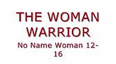 the w warrior no w