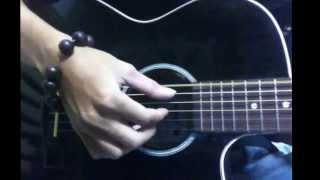 Vẫn nhớ-Jimmy Nguyễn-guitar cover