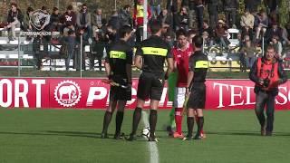 9^ giornata Campionato Primavera 2 Tim, Perugia-Ternana 1-1