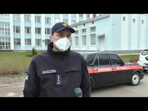 KorostenTV: KorostenTV_30-03-20_Пункт «сортування хворих»