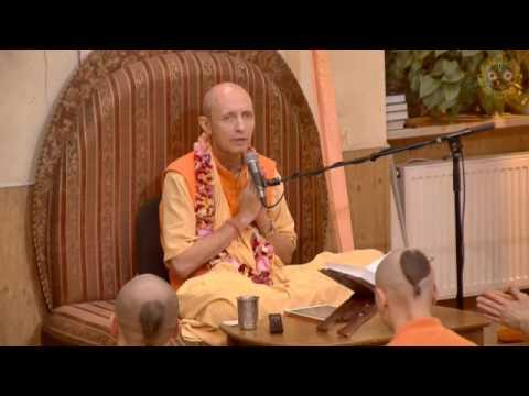 Шримад Бхагаватам 4.24.1 - Бхакти Ананта Кришна Госвами