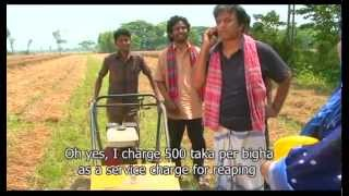 Benefits of Harvesting Rice and Wheat with a Reaper Machine