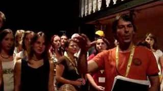 "Czech Choir sings ""Ikaw"" with Ateneo College Glee Club"