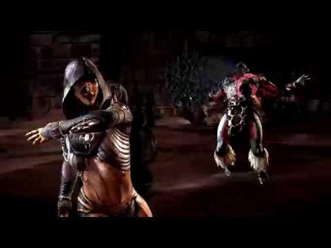 Mortal kombat X Ди Вора Фаталити, Бруталити