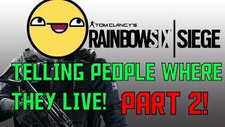 Telling people where they live on xbox-live! (Part 2)