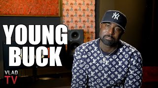 Young Buck on 50 Cent Kicking Game Out of G-Unit, Game's Crew Shot by 50's Security (Part 17)