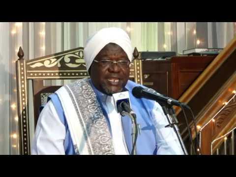 Mwanamke Akiwa Mlinganiaji :: Ust. Said Ali Hassan