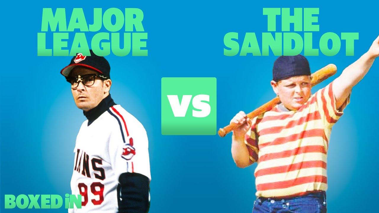 Download Better Baseball Movie: The Sandlot vs. Major League    Boxed In
