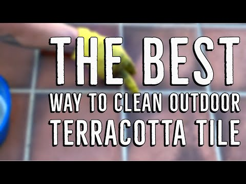 Best Way To Clean Outdoor Terracotta Tiles