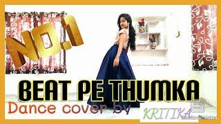 Urvashi Rautela hindi song dance || Beat pe thumka dance || Wedding choreography || virgin bhanupriy