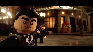 LEGO Dimensions. Fantastic Beasts. #6. Obscurus For-Sure-Us