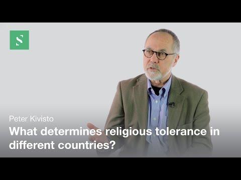 Religion and Immigration - Peter Kivisto
