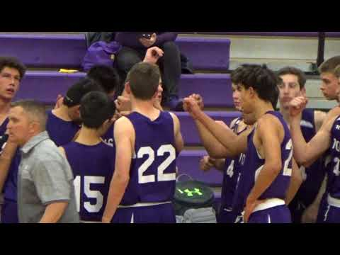 AMADOR VALLEY HS JV BASKETBALL 2017-18 vs College Park HS