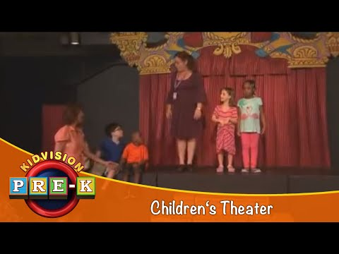 Take a Field Trip to a Children's Theater | KidVision Pre-K