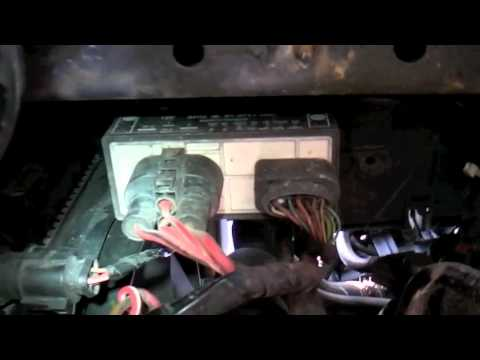 vw golf mk4 fan controller  YouTube