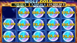 Prematic play | wolf gold | slot | jackpot big win