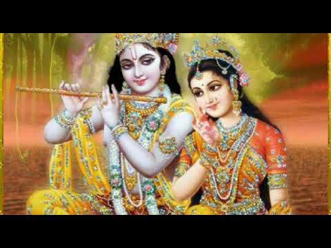 न्यू _बेस्ट _हिन्दी _भजन    जितना राधा राधा रोई कान्हा के लिए    jitana radha radha roi roi kanha ke