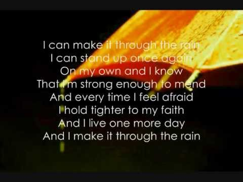 Kevin Rudolf - You Make The Rain Fall Lyrics
