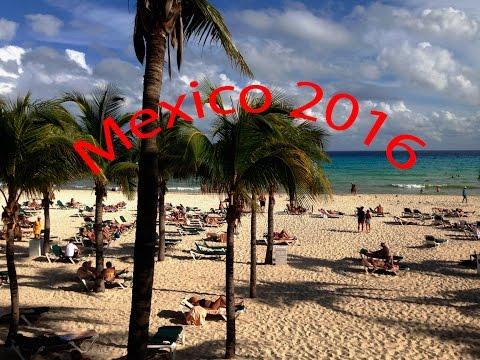 Mexico - Riviera Maya, Playa del Carmen, Yucatan, Cancun, Xcaret, Chichen Itza, RIU Yucatan