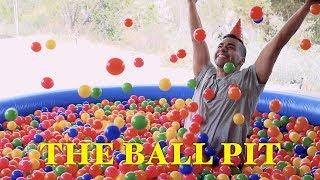 The Ball Pit | David Lopez