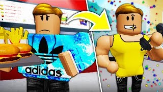 He Lost 600 Pounds: A Roblox Movie