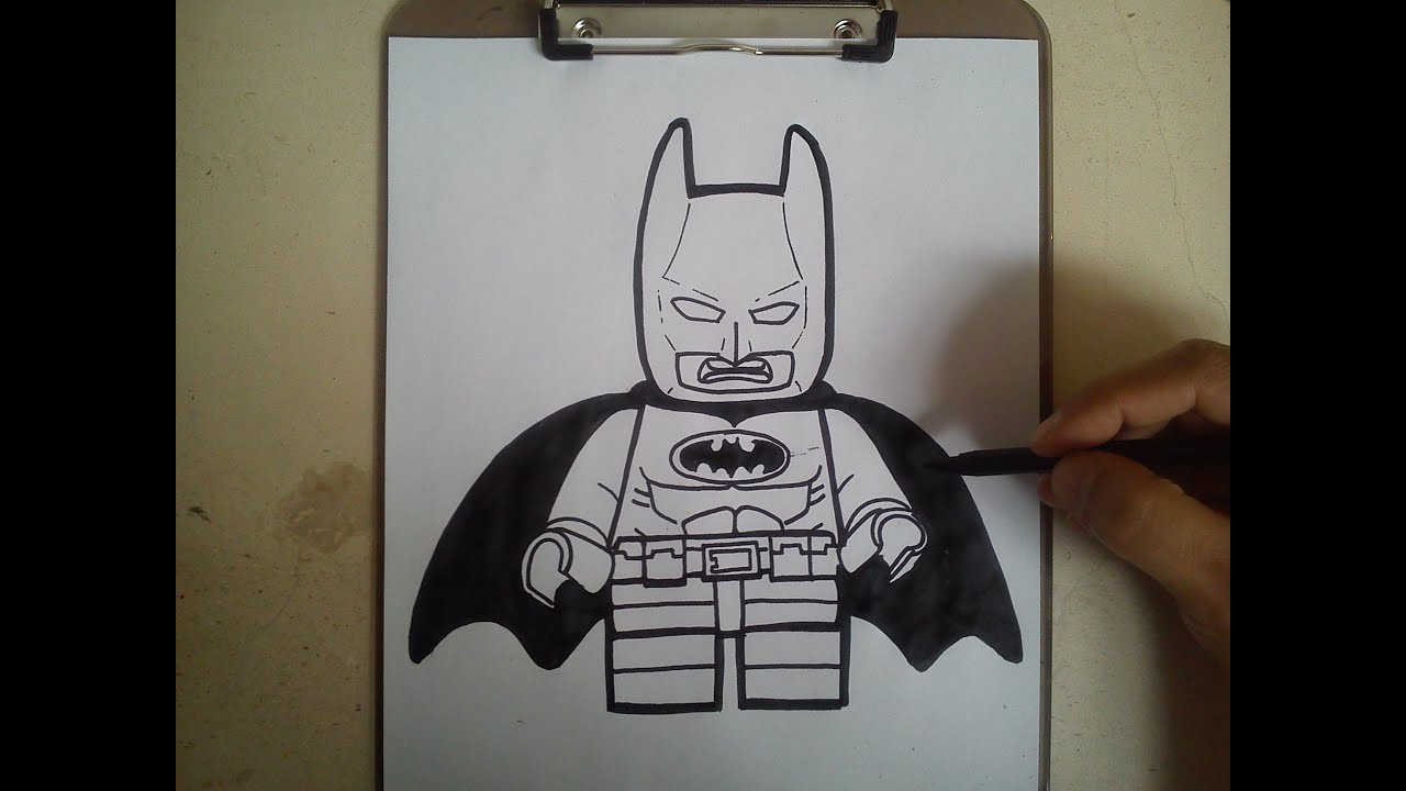 Dibujos Para Colorear Batman Vs Superman Coloring Pages Free