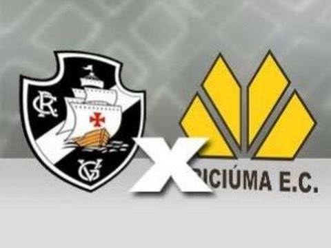 Os gols de Vasco 2x1 Criciúma - 30/07/2016