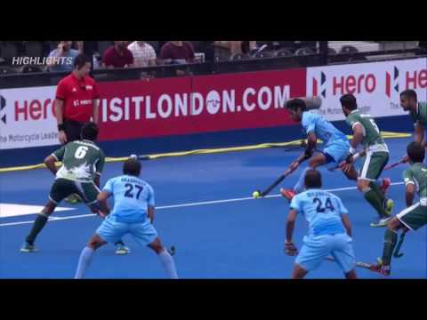 india defeated pakistan 6-1 in hockey, 2017