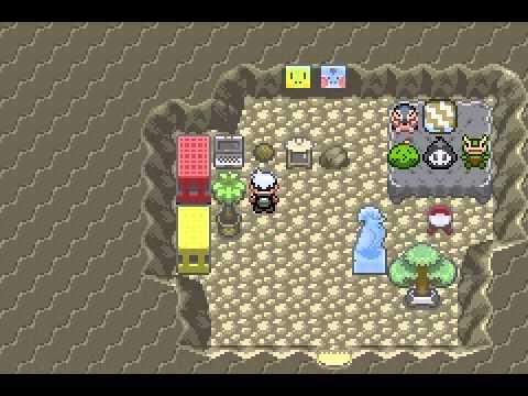 b70d5b342e7 pokemon emerald my secret base - YouTube