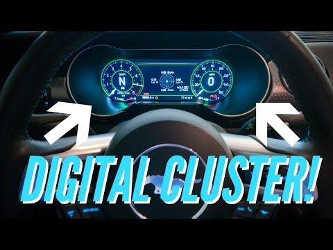 2019 Mustang GT Digital Cluster [Every Menu, Option, Setting]