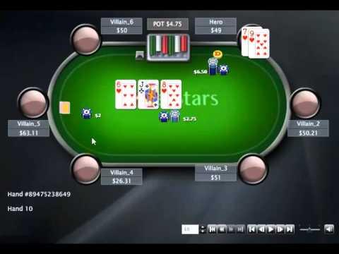 Уроки Школы Покера PokerStarter: Спекулятивные руки #1