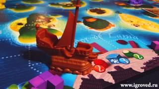 Чёрный Флот. Обзор настольной игры от Игроведа