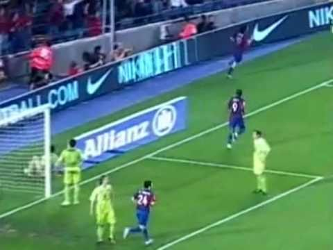 (2007-04-18) Copa Del Rey (2006-2007) - Barcelona 5-2 Getafe (2-0 Messi)
