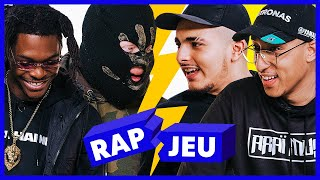 RK & Nahir vs Kalash Criminel & 26Keuss - Red Bull Rap Jeu #43