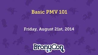 Basic PMV 101