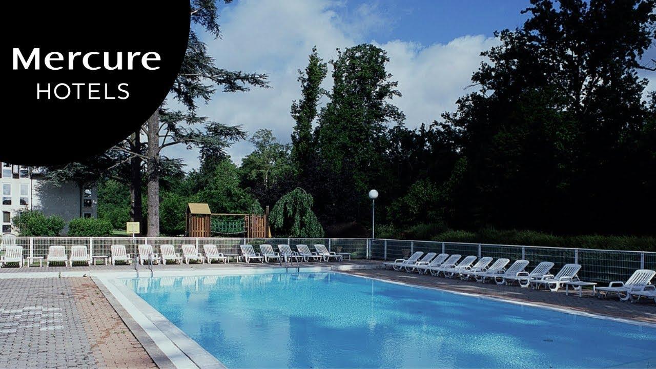 Hotel Mercure Paris Sud Parc Du Coudray Hotel Mercure Paris Sud Parc Du Coudray Youtube
