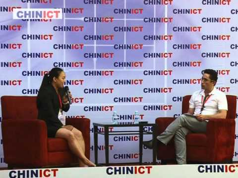 Kookypanda CEO speaks at CHINICT.